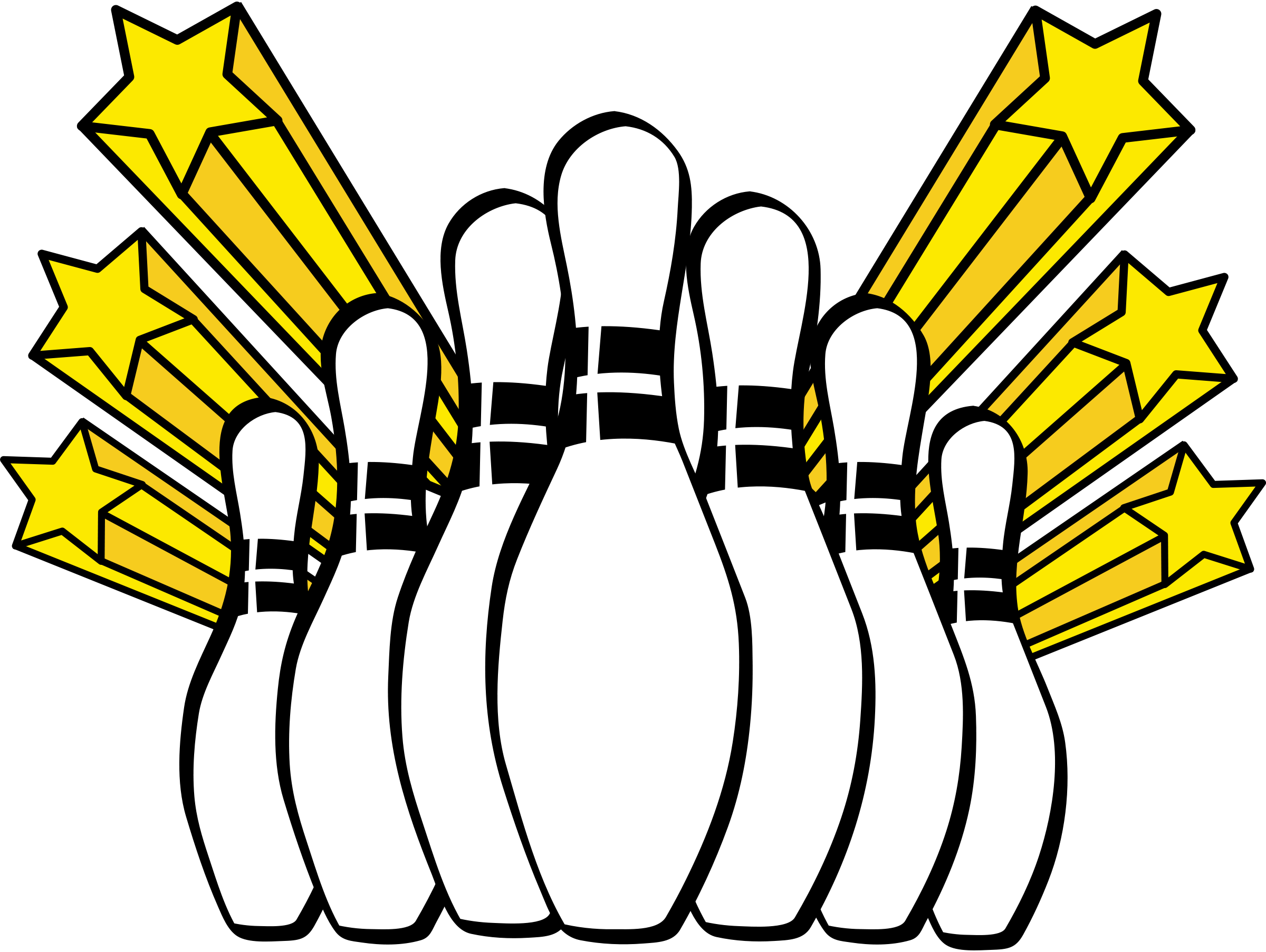 Images For Bowling Clip Art Black And White. 7e311b2be358c4112ea706840e24ca