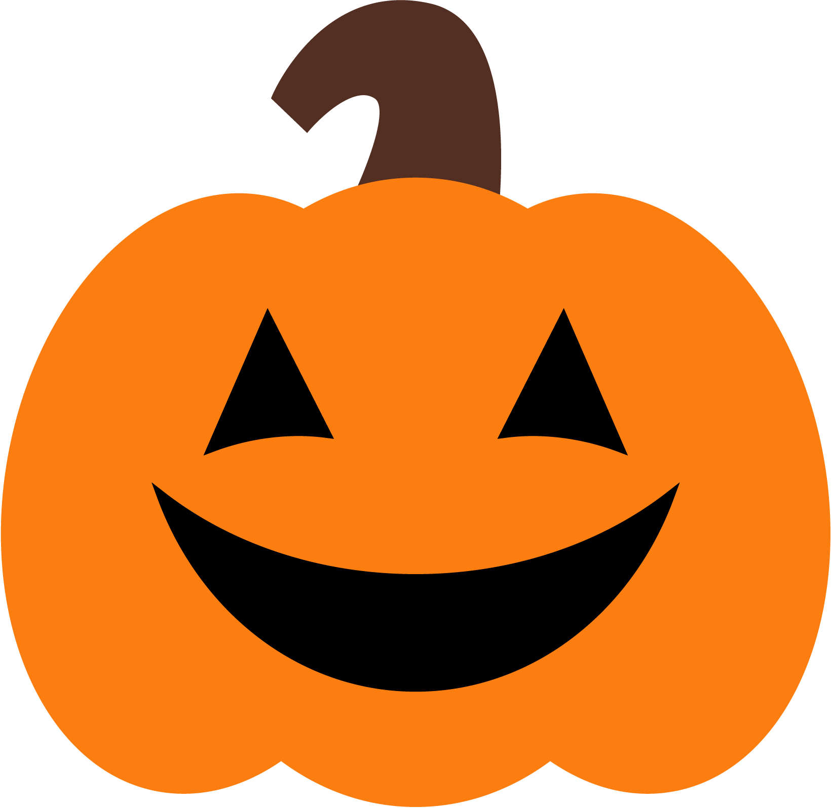 Images For Cute Pumpkin Clipart