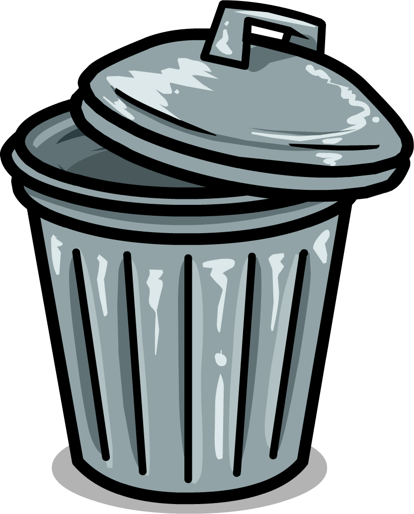 Images For Garbage Can Clipar - Trash Can Clip Art