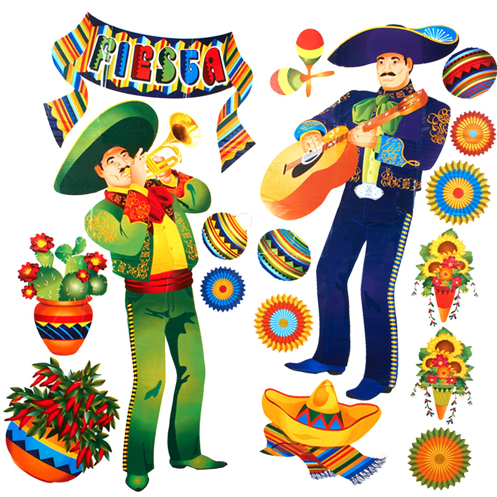 Images For u0026gt; Mexican F - Fiesta Clipart