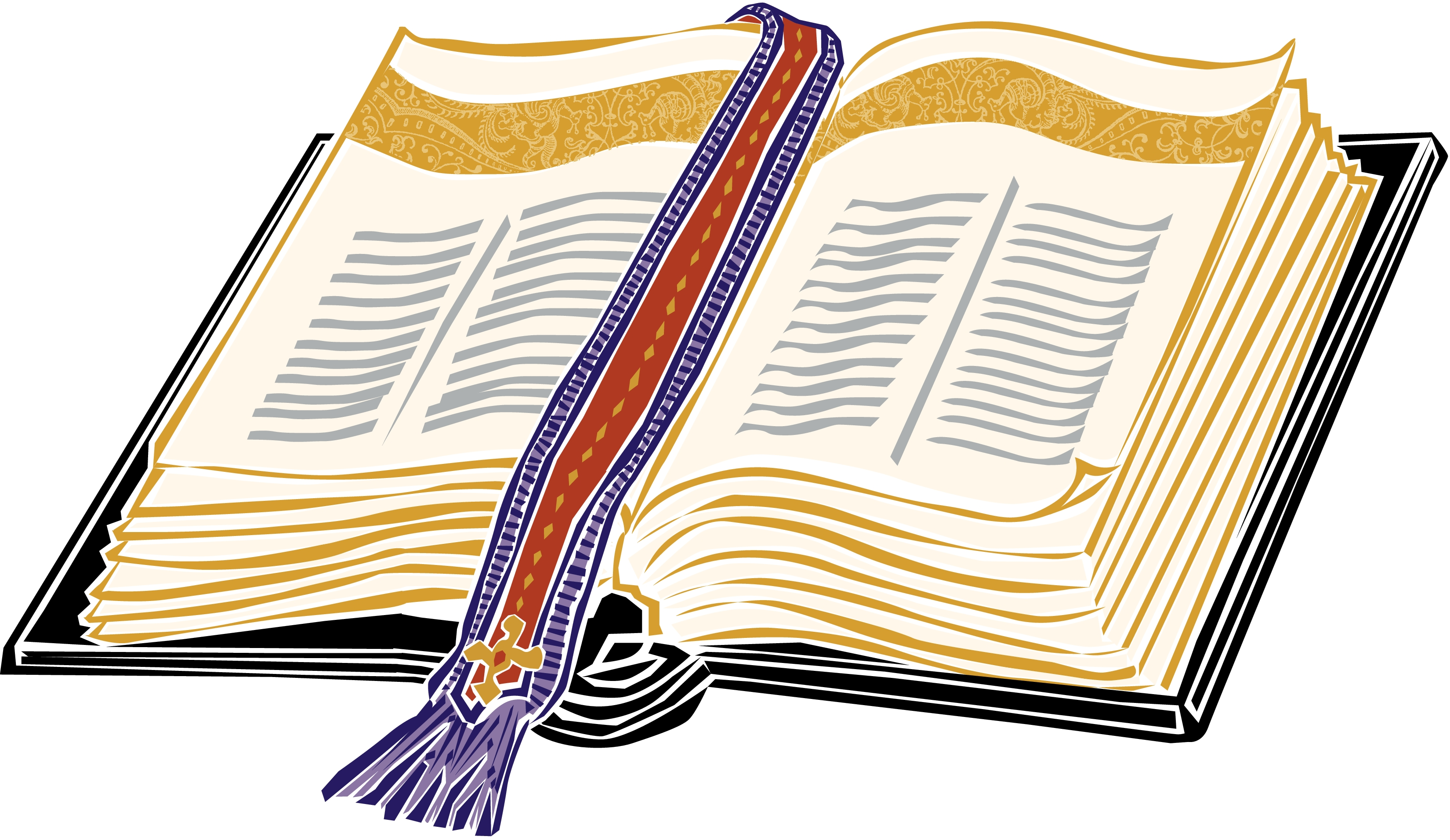 Images For Holy Bible With Cross Clipart