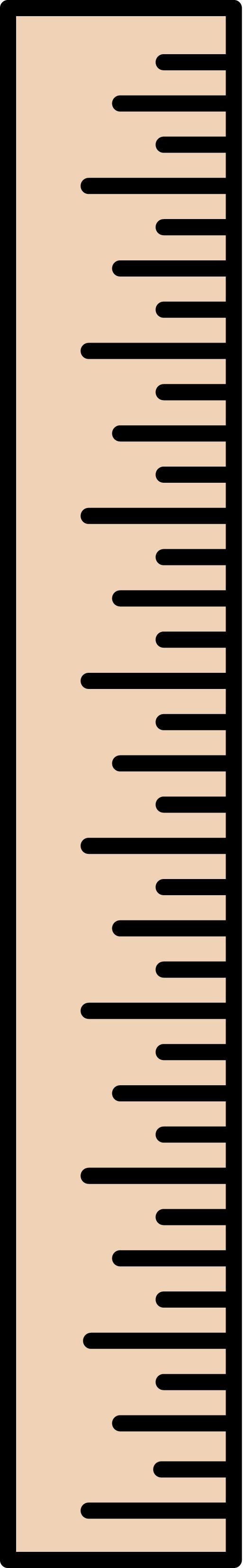 Images For Ruler Clip Art