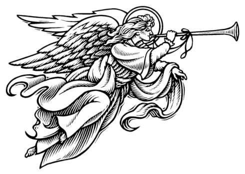 Images Of Christmas Angels Cliparts Co