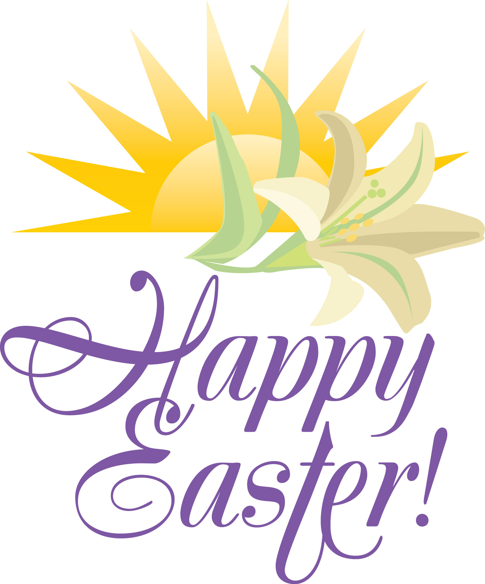 Images Of Easter Sunday Images Christian The Miracle Of Easter. Christian easter cross clipart ...
