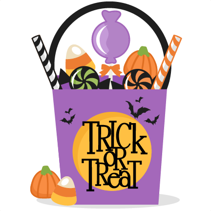 Images Trick Or Treat Clipart. on the ... Trick or Treat .