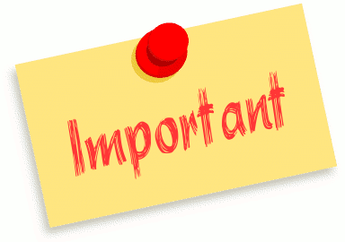 Important Notice Clip Art Available Formats To Download