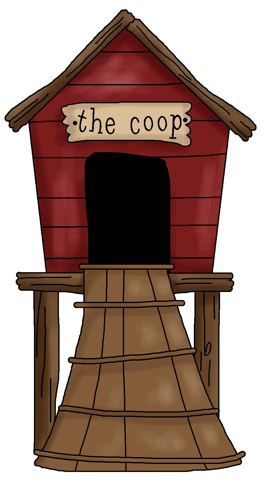 In Hen House Clipart Hen .-In Hen House Clipart Hen .-18