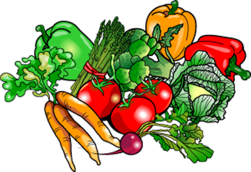 In The Vegetable Garden. Clipart Info-in the vegetable garden. Clipart Info-5