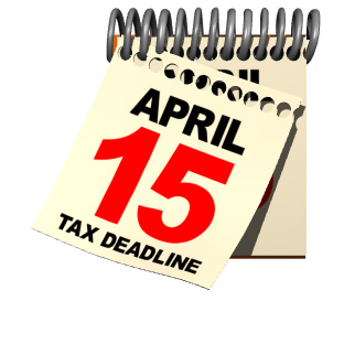 Income Tax Day Clipart