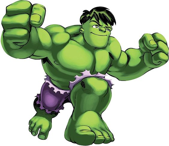 incredible hulk free Clip Art | Marvel Super Hero Squad - PC Pantallazo nº 168222 (