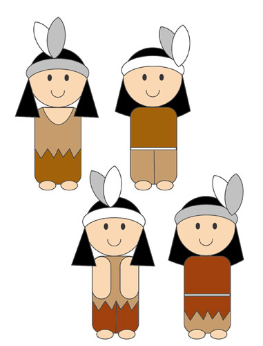 indian clipart