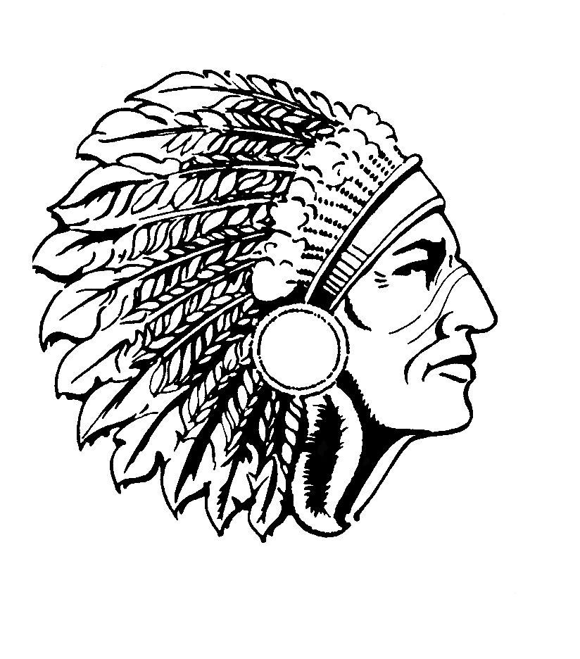 Indian Chief Mascot Who Had An Indian Ma-Indian Chief Mascot Who Had An Indian Mascot-13