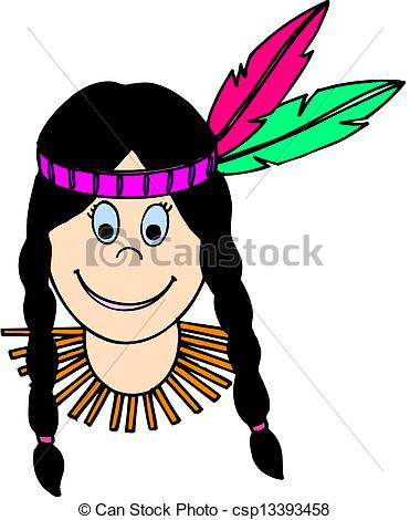 Indian Clip Art