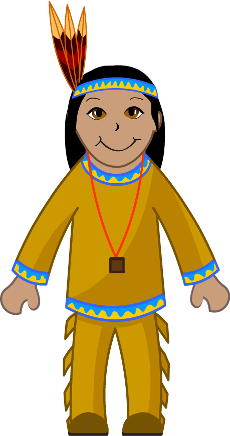 Indian Clip Art