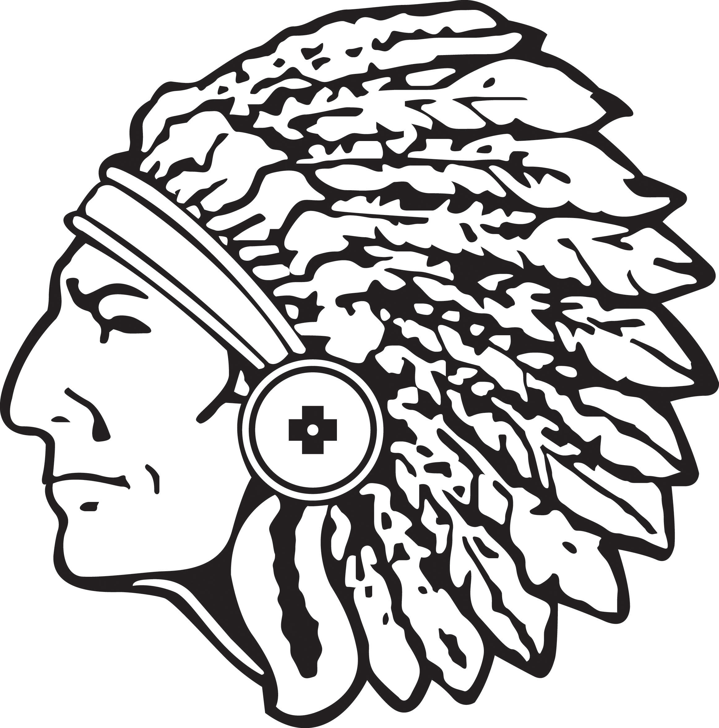 Indian Head Clipart Cliparts Co-Indian Head Clipart Cliparts Co-9