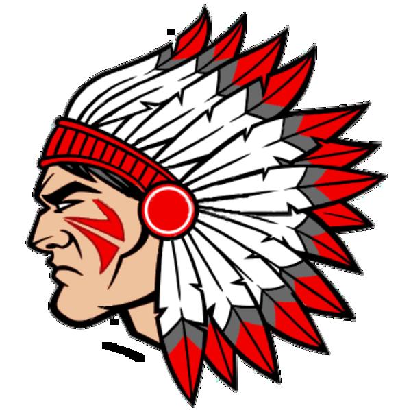 Indian Head Logo Clip Art Indians Cut Image Vector