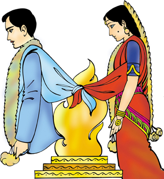 ... Indian Wedding Clipart - clipartall ...