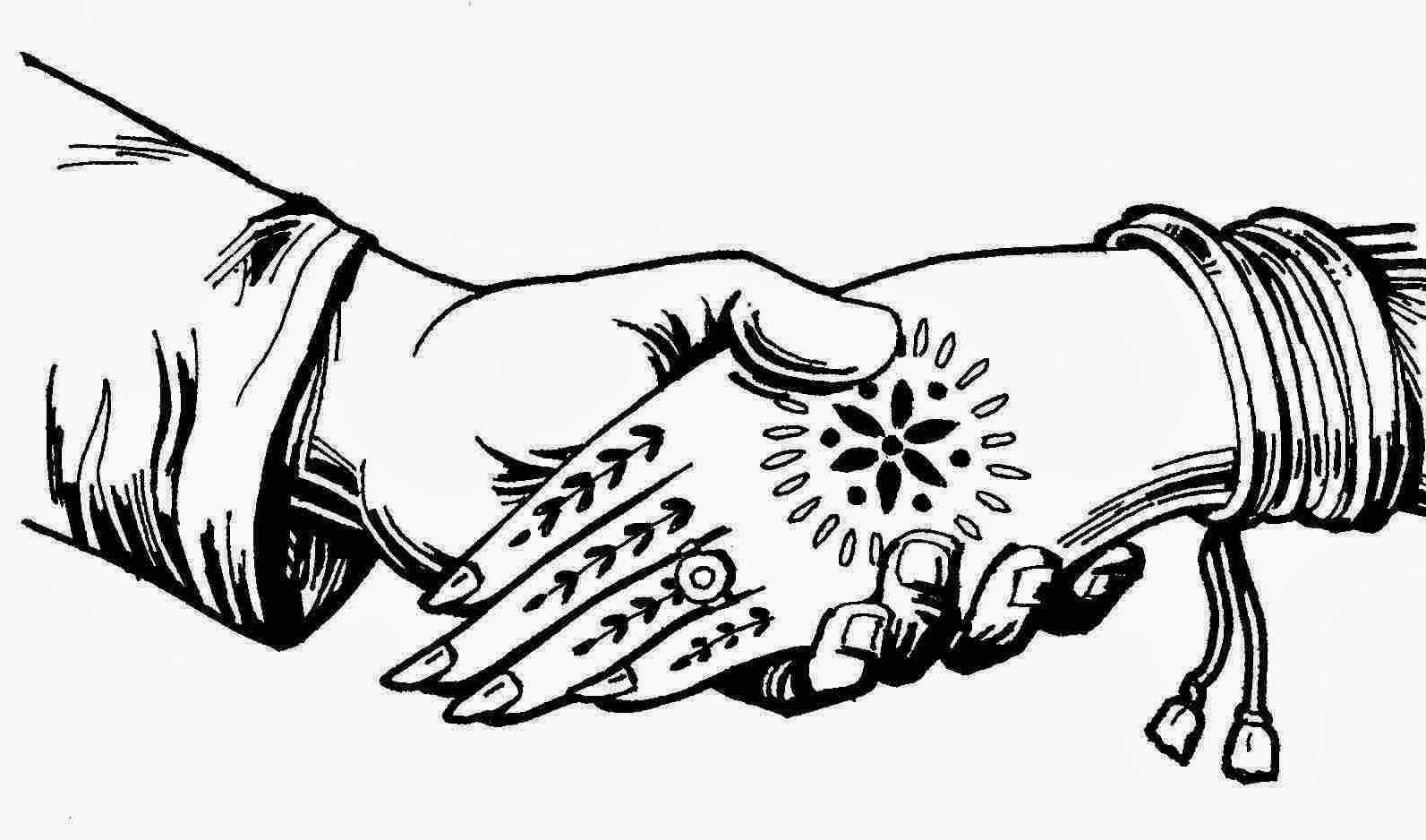 Indian Wedding Invitation Clip Art Unique Invitations