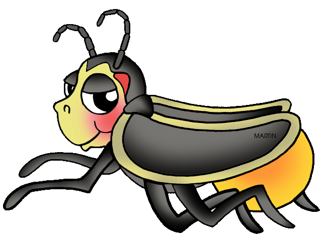 Indiana State Insect - Firefly