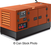 industrial power generator - industrial diesel power... ...