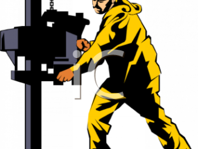 Industrial Worker Clipart oil worker