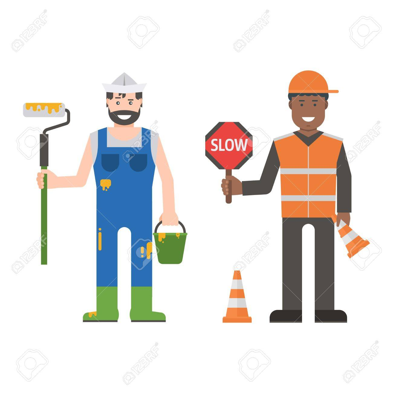 Industrial Worker Clipart professional worker