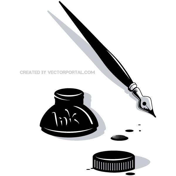 Ink Pen Clip Art-Ink Pen Clip Art-14