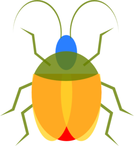 Insect Bug Clip Art At Clker Com Vector -Insect Bug Clip Art At Clker Com Vector Clip Art Online Royalty-14