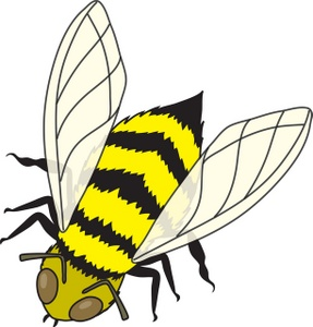 Insect Clipart Image Honey