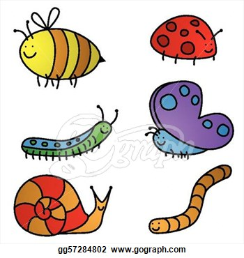 Insects Clip Art-Insects Clip Art-7
