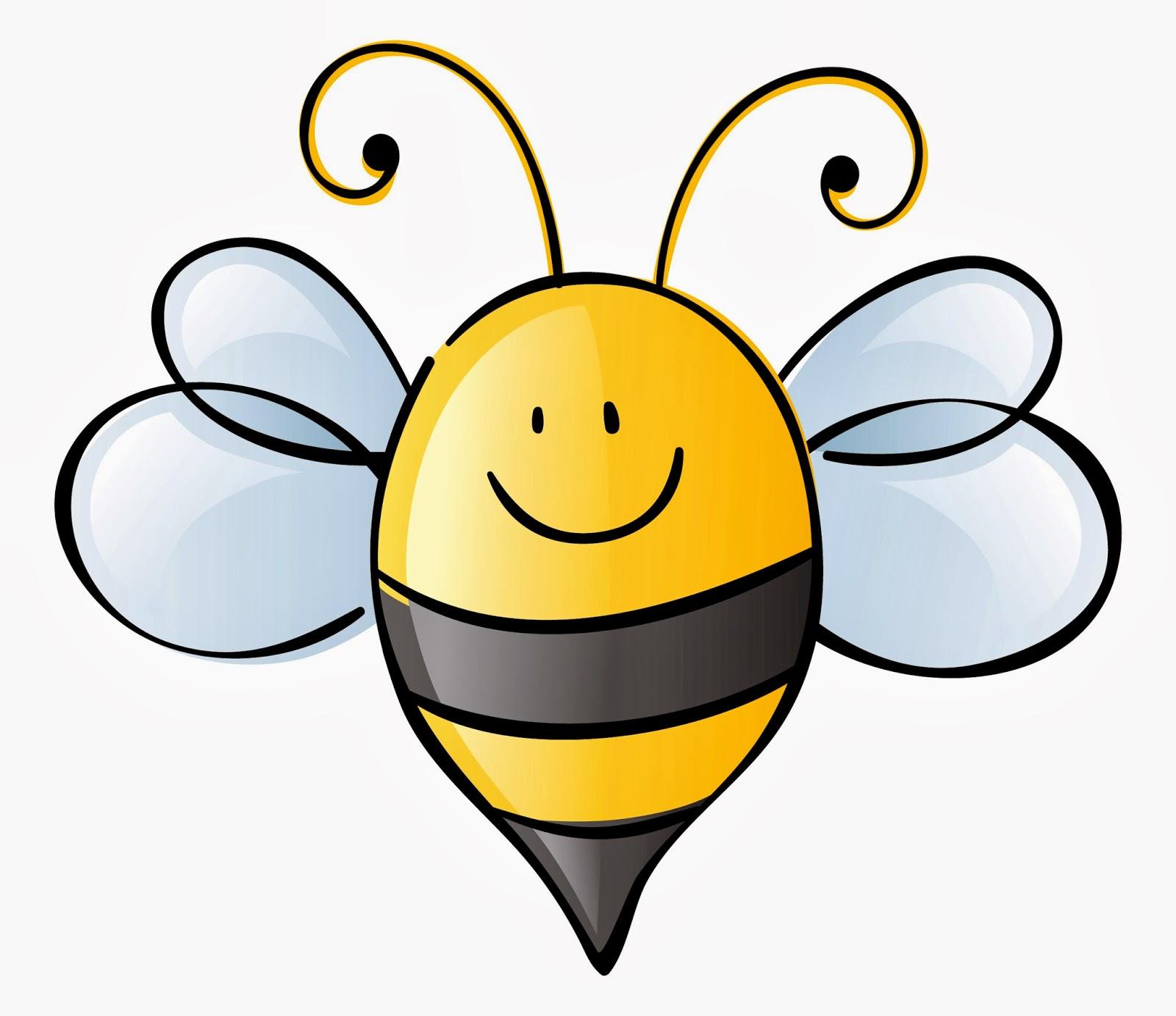 Insert bee clipart