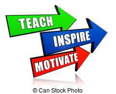 Inspire - Motivation Clip Art