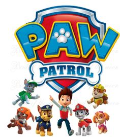 Instant Download PAW PATROL-instant download PAW PATROL-5