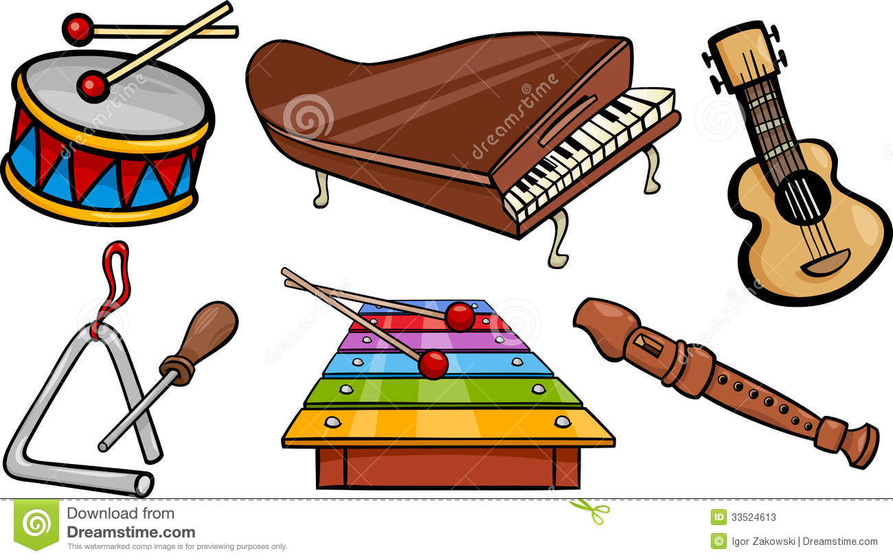 Instrument Clip Art-Instrument Clip Art-4