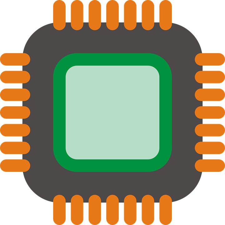 cpu processor intel amd chip computer hardware