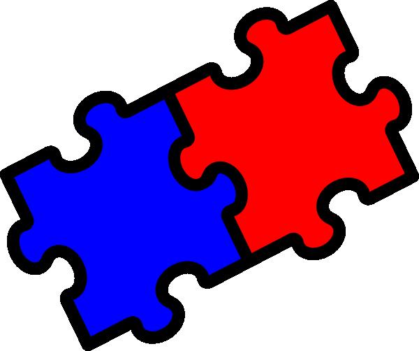 Interlocking Puzzle Clipart Kid-Interlocking puzzle clipart kid-15