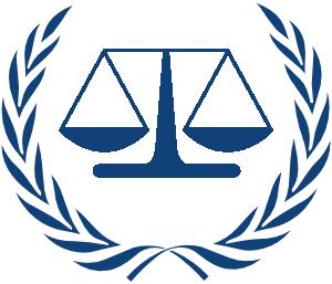 International Criminal Court Logo Clip A-International Criminal Court Logo clip art - vector clip art .-6