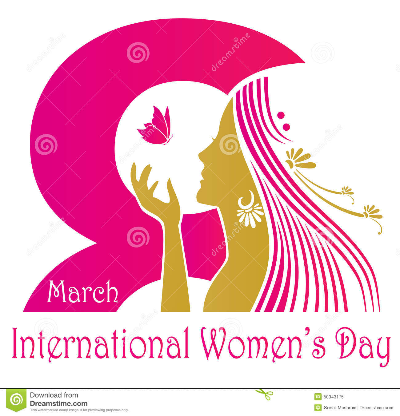 International womens day .