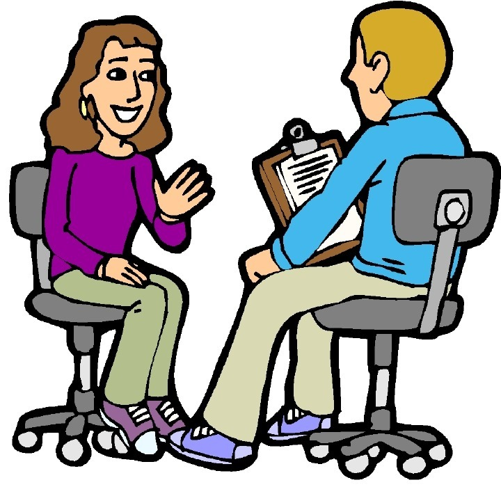 interview clipart