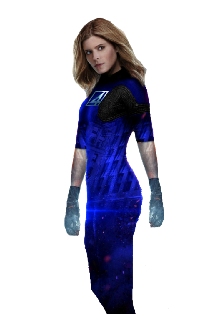 Download PNG image - Invisible Woman Clipart 530