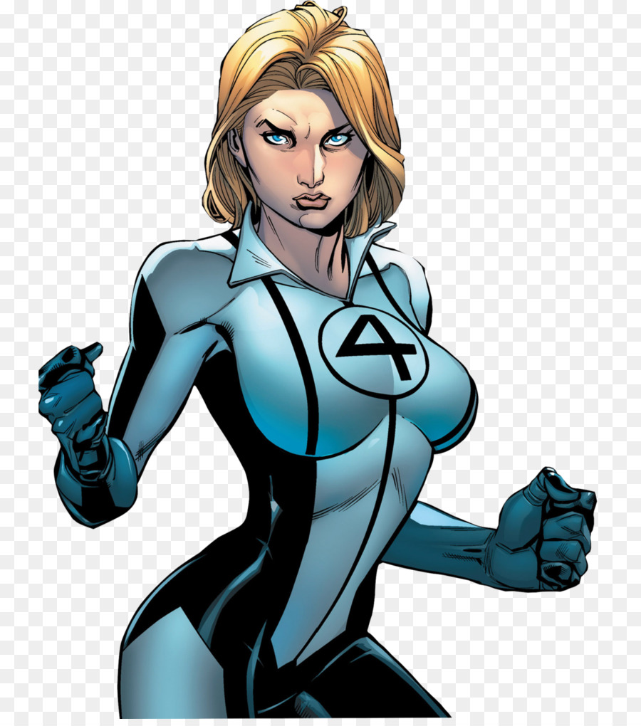 Invisible Woman Fantastic Four Jack Kirb-Invisible Woman Fantastic Four Jack Kirby Marvel Comics Female - invisible  woman-7