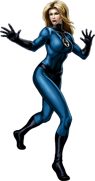 Invisible Woman Free Download Png PNG Im-Invisible Woman Free Download Png PNG Image-8