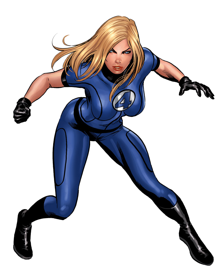 Invisible Woman PNG Photos-Invisible Woman PNG Photos-14