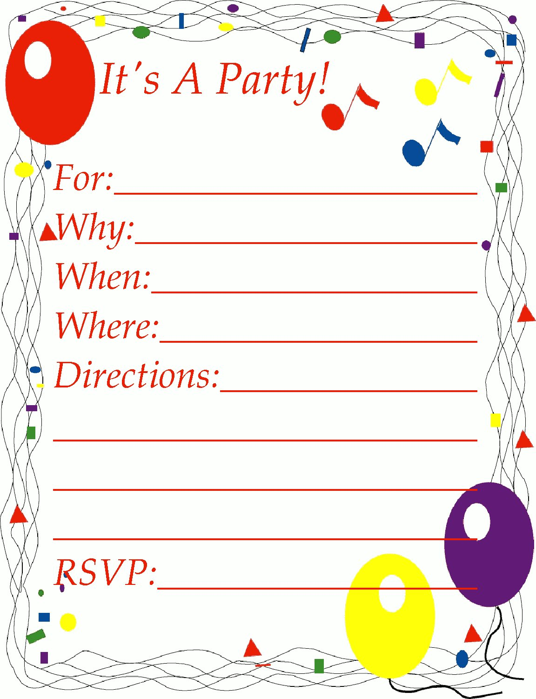 Invitation Clipart-invitation clipart-5