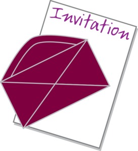 Invitation Clip Art At Clker Com Vector -Invitation Clip Art At Clker Com Vector Clip Art Online Royalty-9