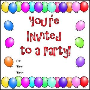 Invitation Clip Art Images Invitation Stock Photos Clipart