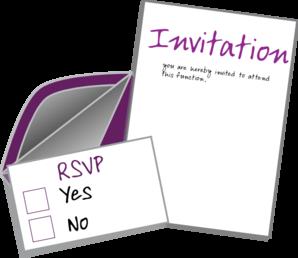 Invite Card Clip Art-Invite Card Clip Art-14