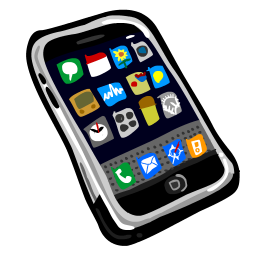 iphone clipart-iphone clipart-12