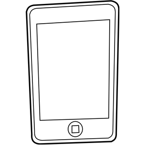 iphone clipart-iphone clipart-10