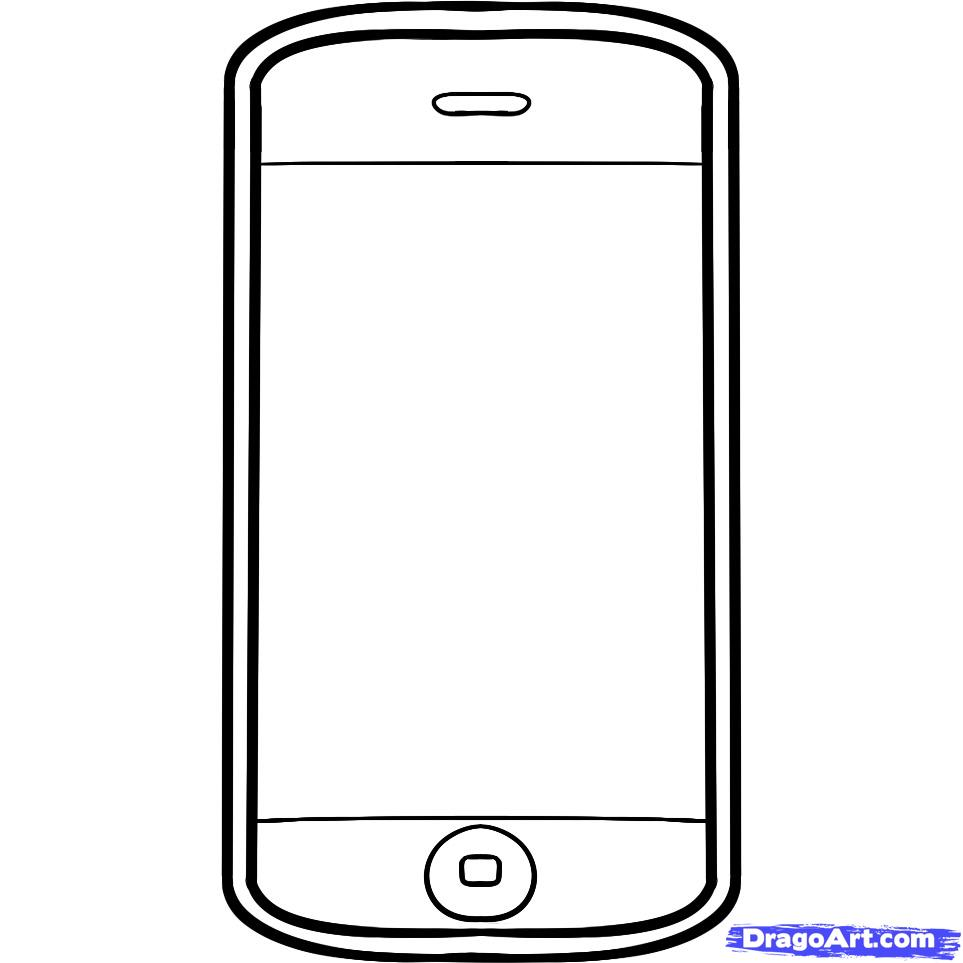 Iphone Coloring Pages Free Cliparts That-Iphone Coloring Pages Free Cliparts That You Can Download To You-8